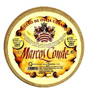 Marcos Conde Queso de oveja curado 750.0 g.