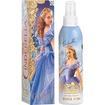 Disney Cinderella colonia corporal infantil spray 200 ml spray 200 ml