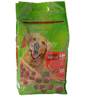 Carrefour Alimento seco perro buey/carne 4 kg