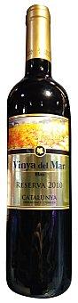 Viña del Mar Vino tinto Catalunya reserva Botella 75 cl