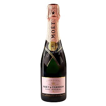 MOET CHANDON Champagne Brut (seco) Imperial Rose Botella 37,5 Centilitros