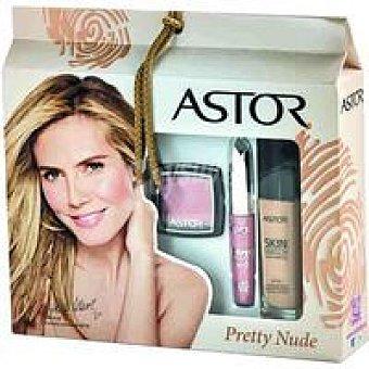 Astor Coffret Pretty Nude Pack 1 unid