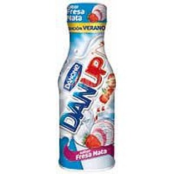 Danone Dan` up Ice nata-fresa Botella 575 ml