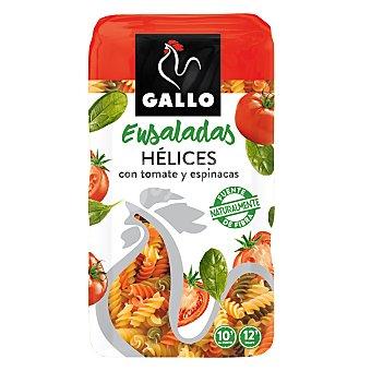 GALLO Ensaladas helices con vegetales formato ahorro paquete 750 g