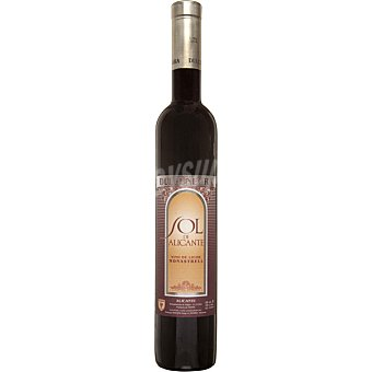 Laudum DULCENEGRA vino dulce monastrel botella 50 cl botella 50 cl