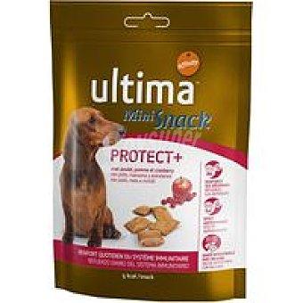 Ultima Affinity Snack Protect para perro mini Sobre 80 g