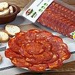 Chorizo ibérico loncheado Sobre 80 g Airesano