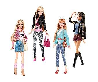 BARBIE Muñeca Barbie Style Luxe y Álbum de Moda 1 Unidad