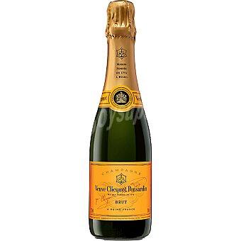 Veuve Clicquot Champagne brut Botella 37,5 cl