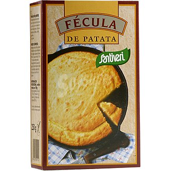 Santiveri Fécula de patata Estuche de 250 g