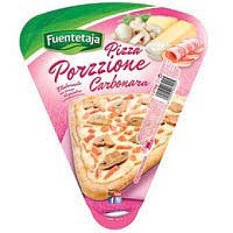 Fuentetaja Pizza carbonara Caja 215 g