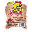 Súper chorizo parrillero de pollo Bolsa 500 g Cuatro Ríos