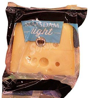HOLL. CORONA Queso massdam ligero 350 g peso aprox.