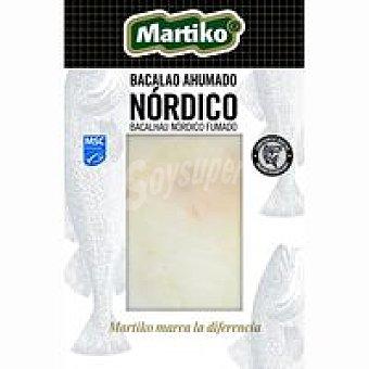 MSC MARTIKO Bacalao ahumado Sobre 80 g