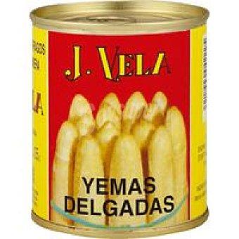 J. vela Yema de espárrago Lata 135 g