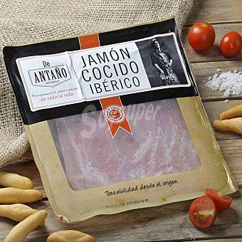 De Antaño Jamón cocido ibérico 100 g