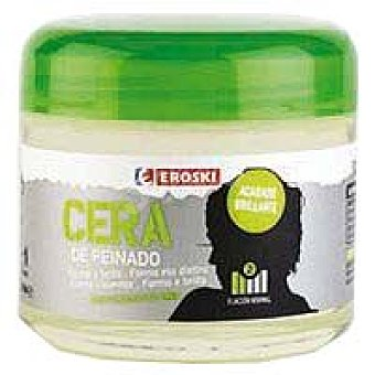 Eroski Cera de peinado Tarro 100 ml