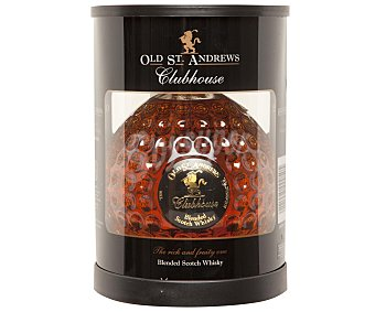 Old st. andrews Whisky escocés Clubhouse Botella 70 cl