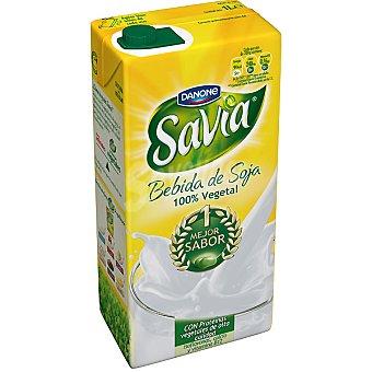 Savia Danone Bebida de soja 1 LT