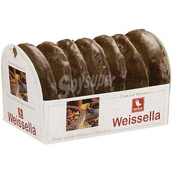 WEISS Weissella pan de especias con chocolate Paquete 200 g