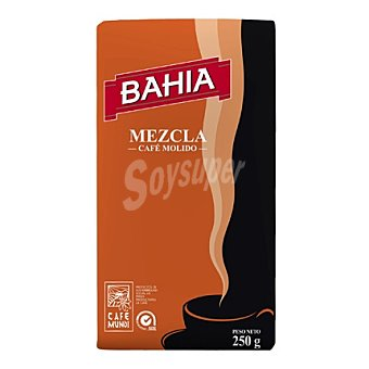 Candelas Café molido mezcla bahia 250 g