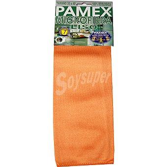 PAMEX Bayeta microfibra limpia cristales Bolsa 1 unidades