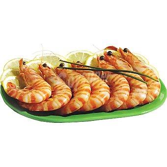 Tigre Langostinos cocidos 30/40 piezas/ kg