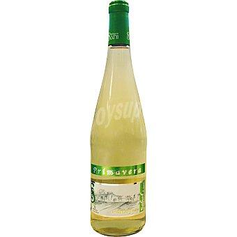 SALUD DE SANI PRIMAVERA Vino blanco chardonnay Extremadura  Botella de 75 cl