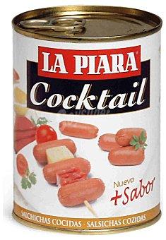 La Piara Salchichas Cocidas Cóctel 500 gr