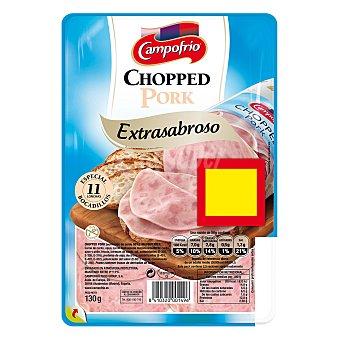CAMPOFRÍO - CUIDA-T + Chopped pork 115 g