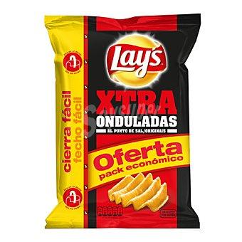 Lay's Patatas onduladas al punto de sal 250 g