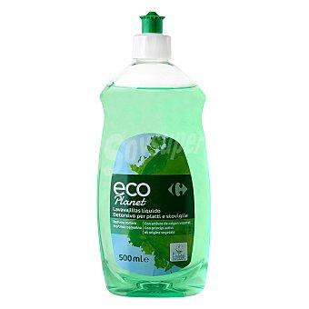 Carrefour Eco Planet Lavavajillas a mano líquido ecológico Carrefour Eco Planet 500 ml