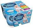 Postre lácteo natrual azucarado, para bebés a partir de 6 meses 4 x 125 gr Mi Primer Danone