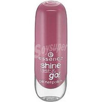 essence Gel esmalte de uñas 10 Shine last&go! Pack 1 ud
