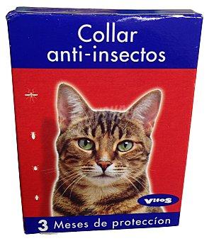 VIFOS Collar gato insecticida 1 unidad
