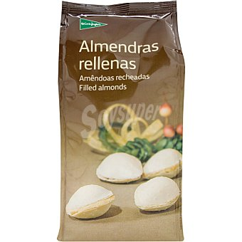 El Corte Inglés Almendras rellenas Bolsa 150 g