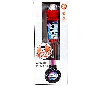 Rik&Rok Auchan Micrófono Inalámbrico Infantil 1 Unidad