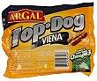 Salchicha Top Dog Viena 170g Argal