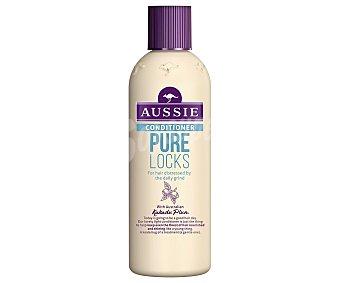 Aussie Acondicionador para cabellos dañados por la rutina diaria pure locks 250 ml