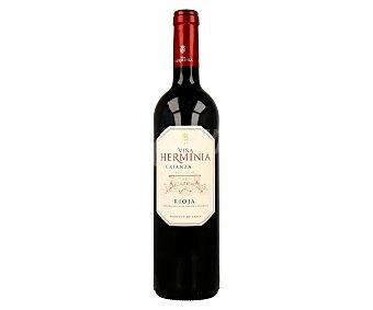Viña Herminia Vino tinto crianza con denominación de origen Rioja Botella de 75 cl