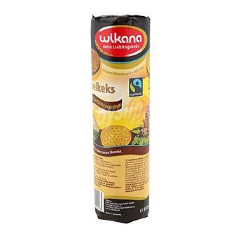 Wikana Sandwich galleta con quinoa y choco negro bio 330 g