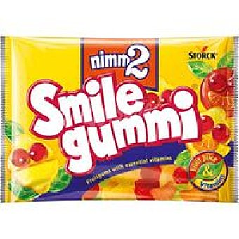 Nimm2 Gominolas de frutas Bolsa 100 g