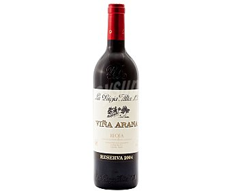 Viña Arana Vino tinto reserva Rioja Botella 75 cl