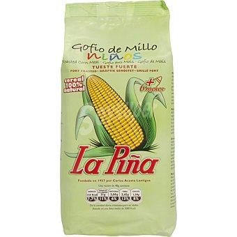 La Piña Gofio de maíz para niños  bolsa de 500 g