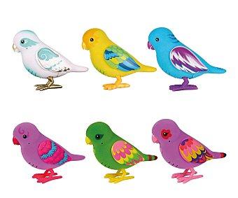 Little live pets Pájaritos parlanchines, pían y canta, con 30 sonidos diferentes 1 unidad