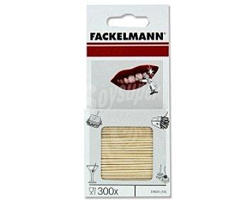 Fackelmann Palillos redondos en cajita colgable 300 Unidades
