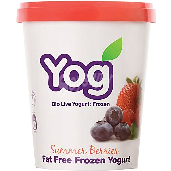 YOG Yogur helado de bayas Tarrina 500 ml