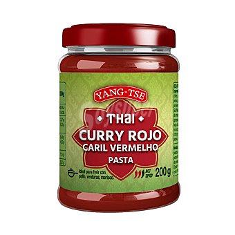 Yang-Tse Pasta de curry rojo sin gluten y sin lactosa 200 g