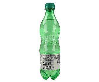Auchan Agua mineral con gas 50 centilitros