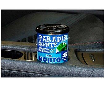 Paradise scents Ambientador coche en gel con aroma mojito scents
